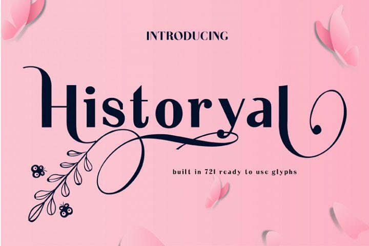 Historyal