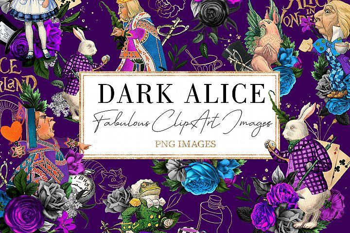 Dark Alice|Alice in Wonderland