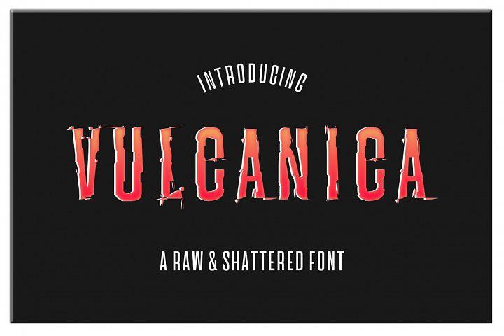Vulcanica Font
