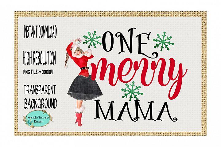 One Merry Mama