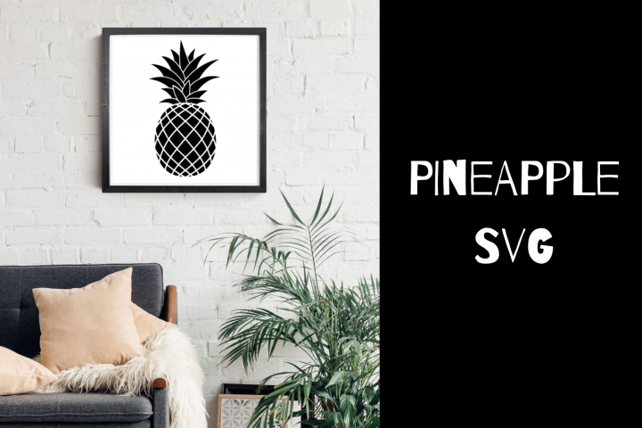 PineApple SVG File|PineApple SVG For Cricut