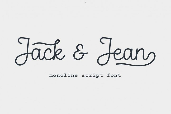 Jack & Jean Script