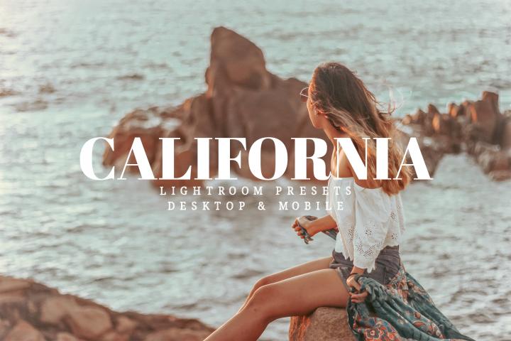 California - Lightroom Presets