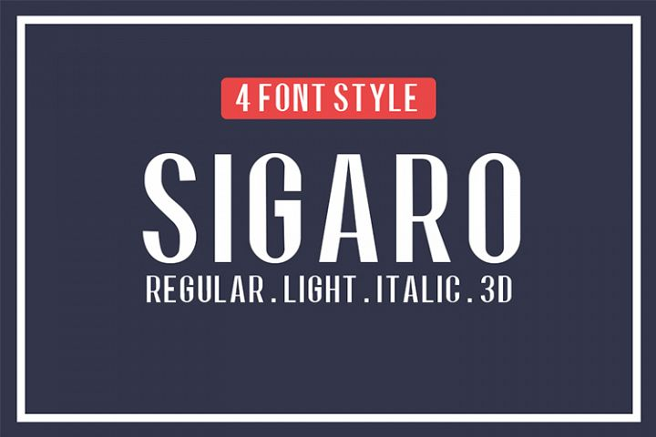 Sigaro Family