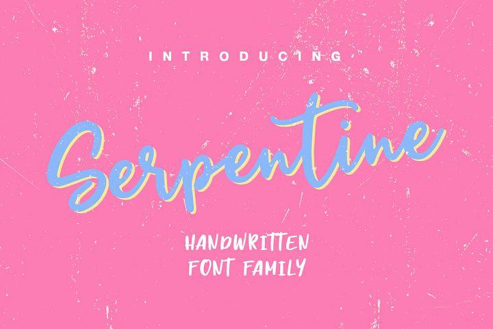 Serpentine Family
