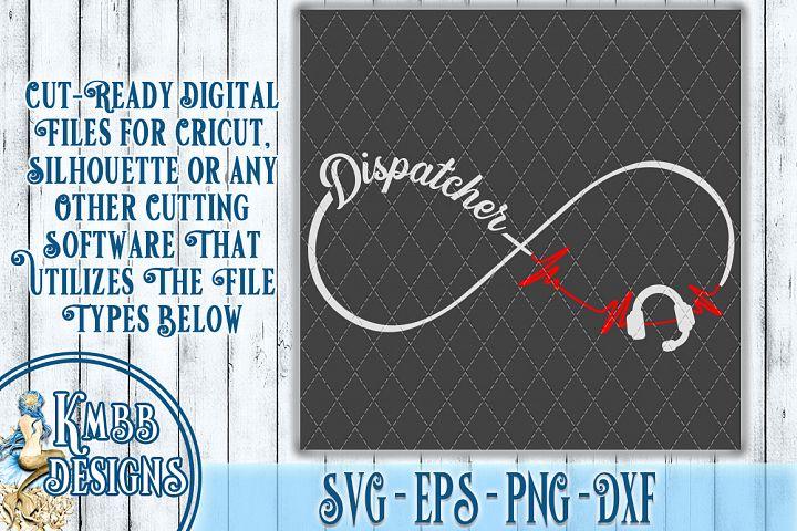 Dispatcher SVG - SVG EPS PNG DXF Cricut Silhouette