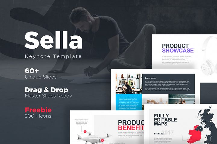 Sella Keynote Template