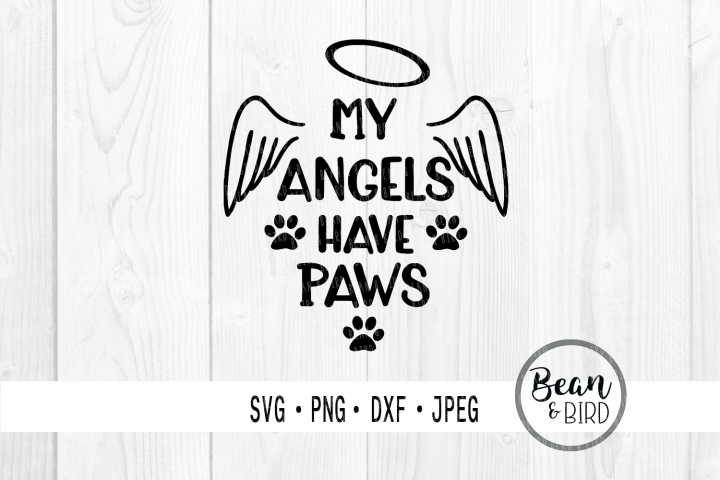 My Angels have Paws
