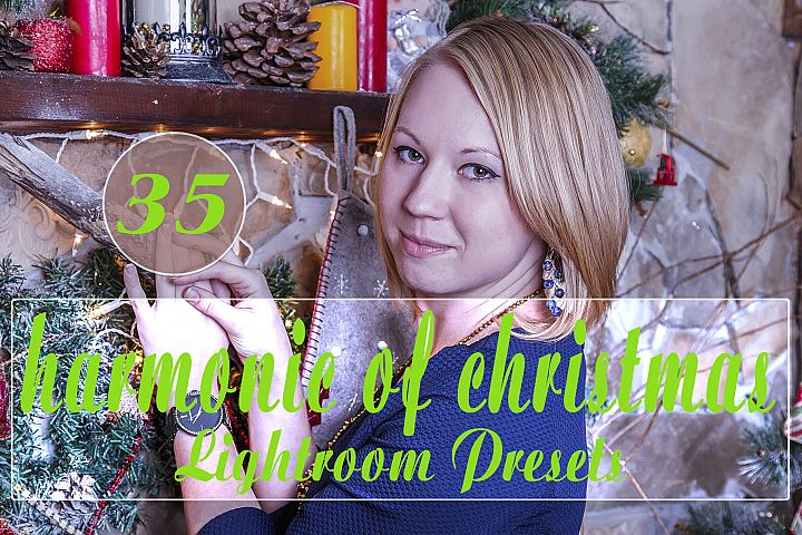 Harmonic of Christmas Lightroom Presets