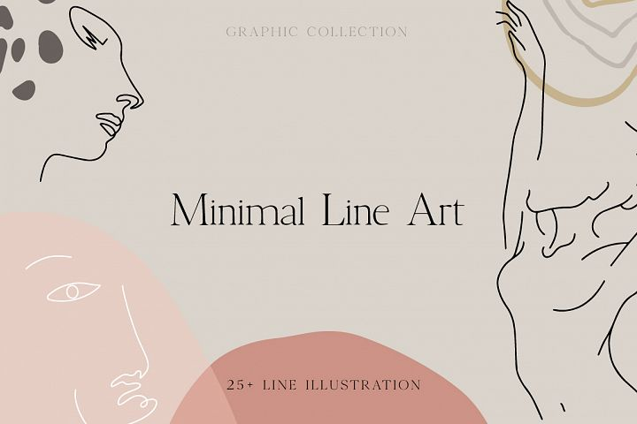 Minimal Line Art Collection
