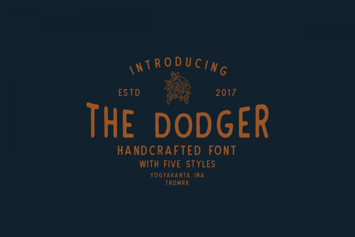 The Dodger + Extra Vector