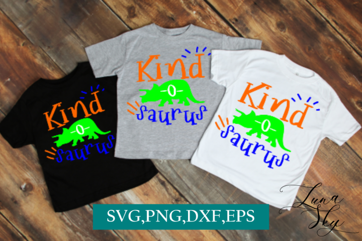 kind-0-saurus, be kind, dinosaur