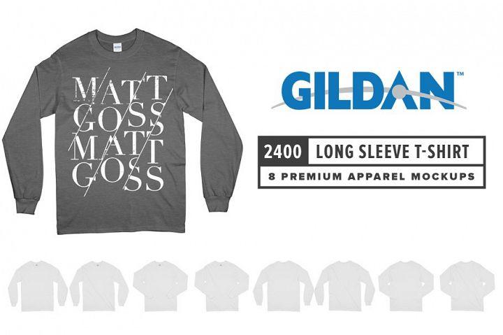 Gildan 2400 Long Sleeve T-shirt