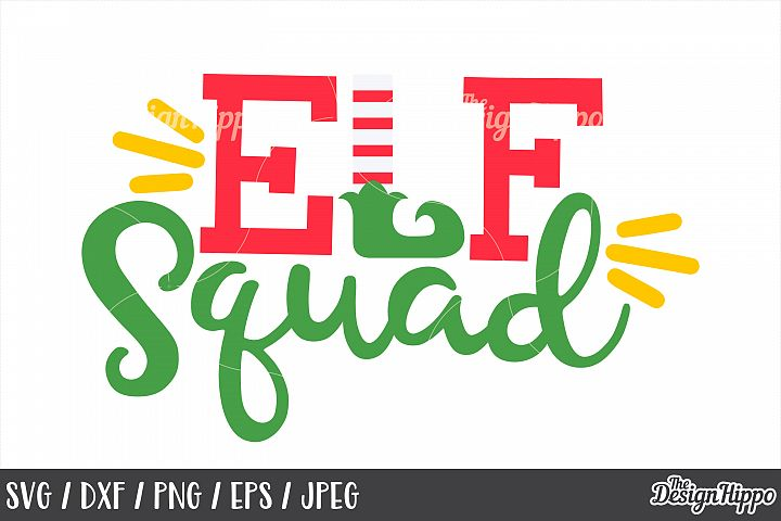 Elf Squad SVG, Christmas, Elf Feet, PNG, DXF, Cricut, Files