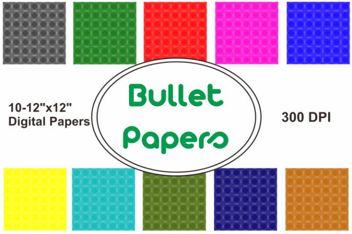 Bullet Papers