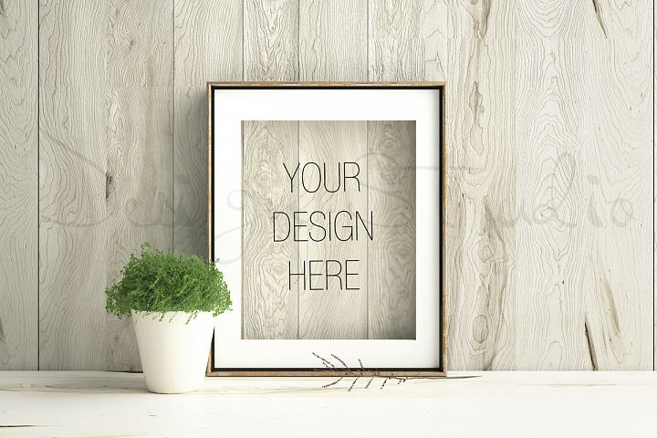 Styled Stock Photography, Frame Mockup, Gold Frame mockup, Styled Photography Mockup, stock photo