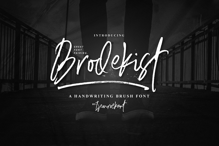 Brodekist Brush