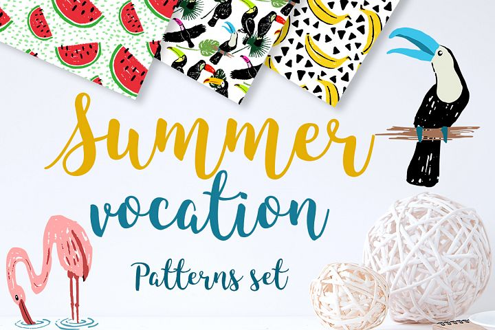 15 summer patterns