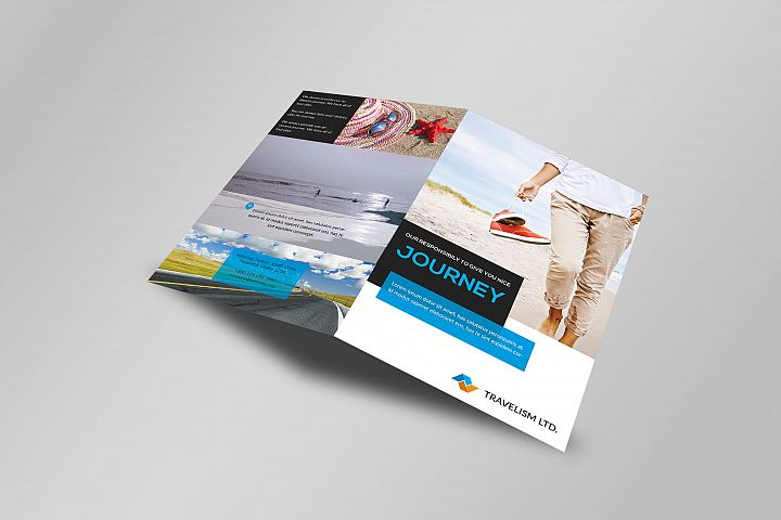 Travel Bi-Fold Brochure