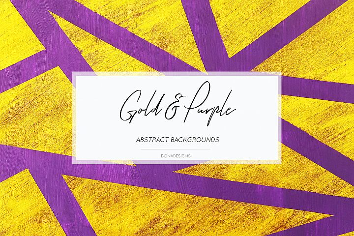Gold Purple Backgrounds, Wedding invitation papers