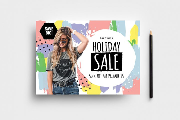Grand Sale Flyer Templates example image 1
