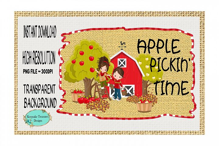 Apple Pickin Time