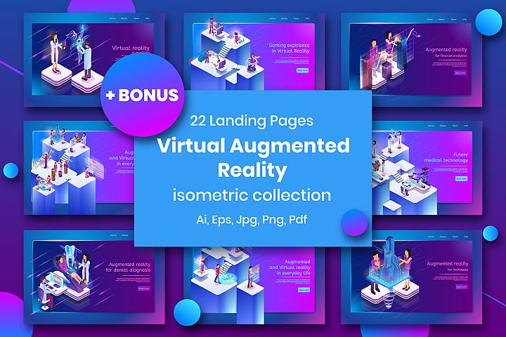 Virtual Reality Isometric Design