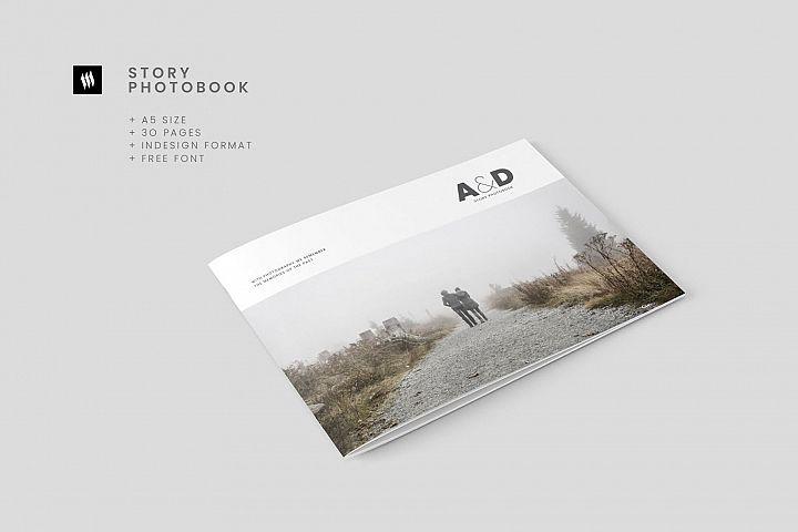 A5 Story Photobook