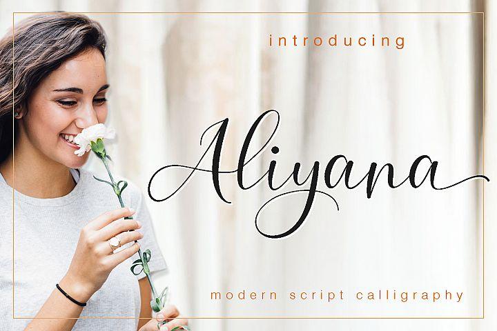 Aliyana