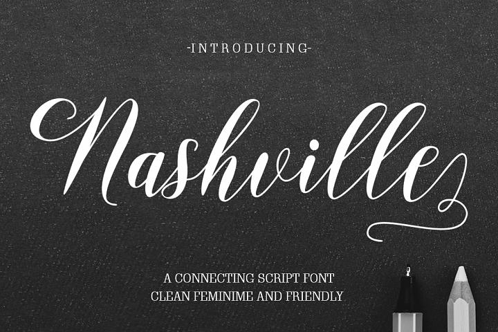 Nashville Script