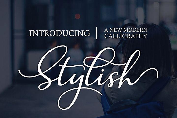 Stylish Script