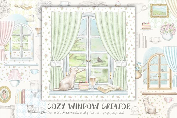 Cozy window creator