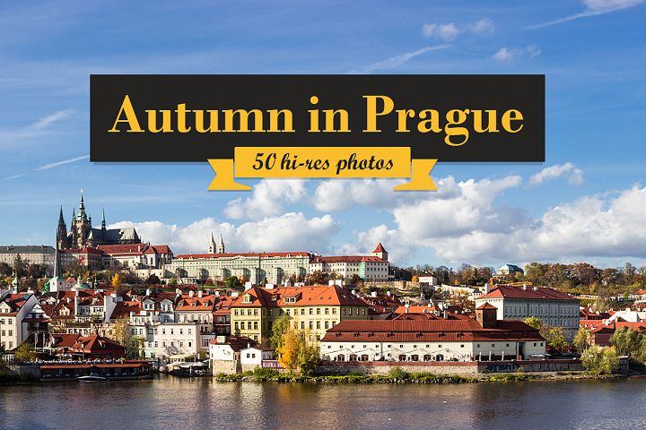 Autumn in Prague | 50 high-quality photos