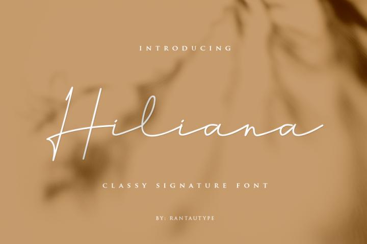Hiliana