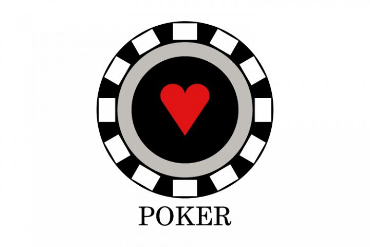 Fish poker icon