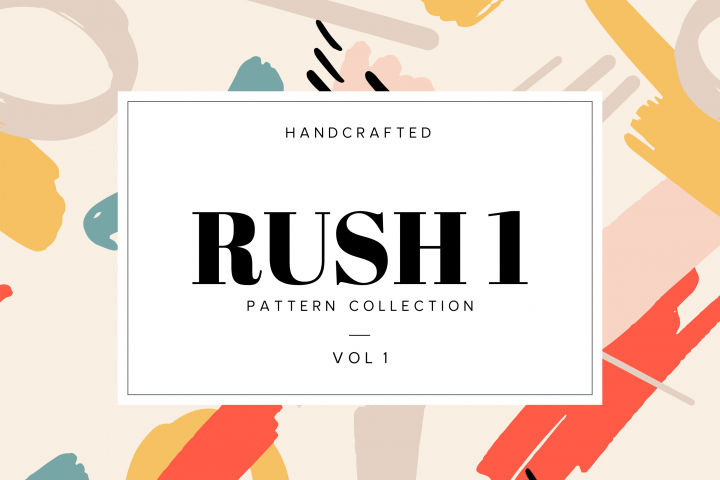 Rush I Handcrafted Patterns