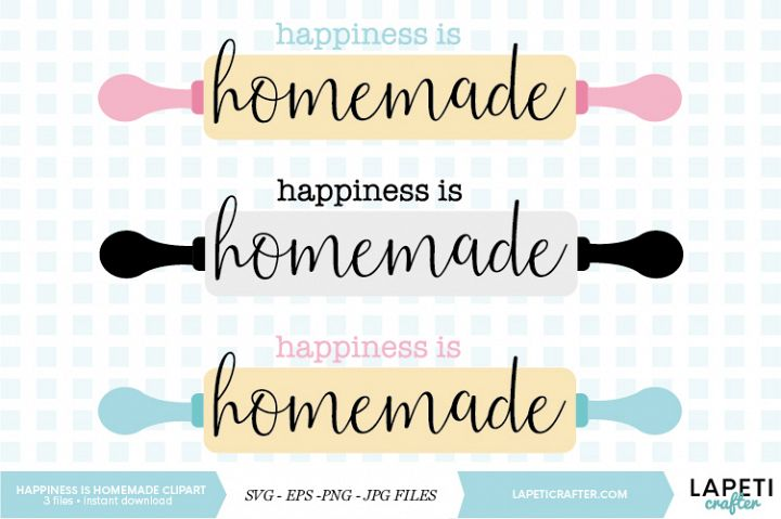 Happiness is homemade, happiness sign, bakers printable