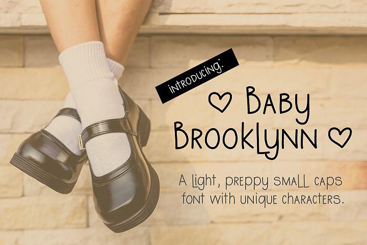 Baby Brooklynn example