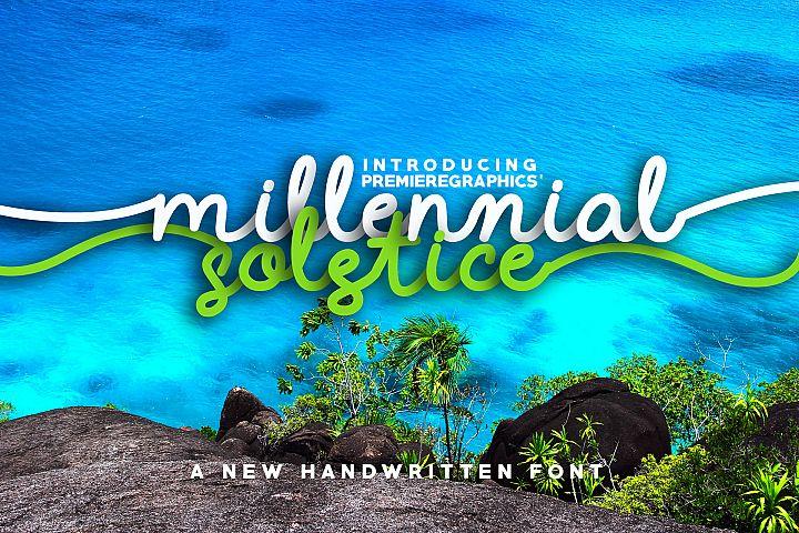 Millennial Solstice
