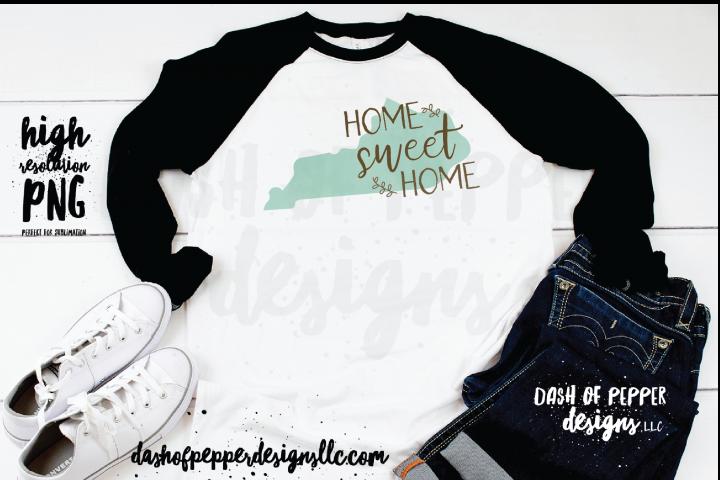 Kentucky - A Home Sweet Home PNG