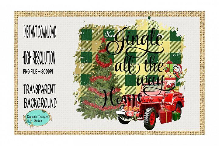 Jingle All The Way Home