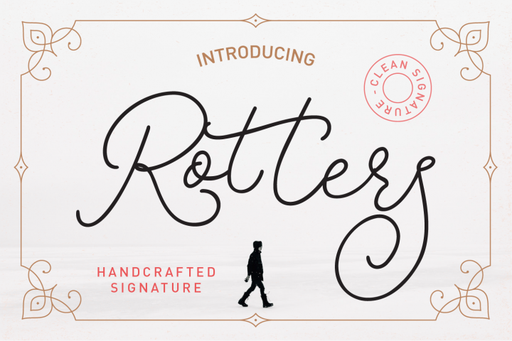 Rotters Script Font