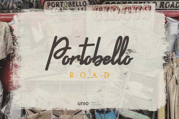 Portobello Road - Font Trio