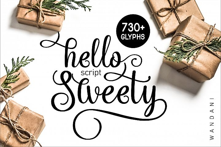 Hello Sweety | New Discount