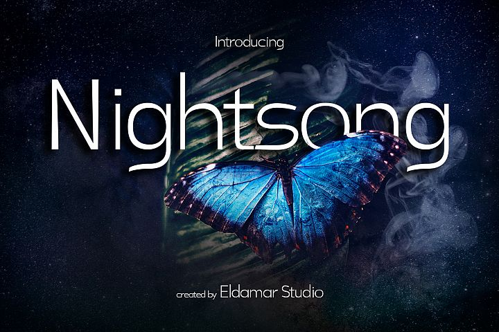 Nightsong Font