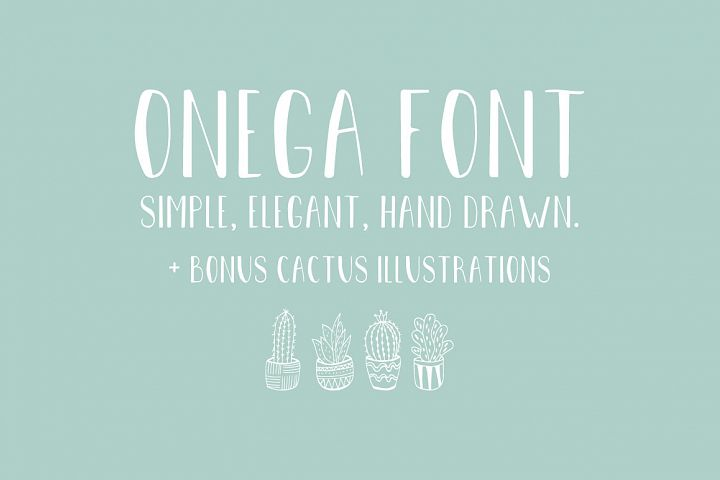Onega Font