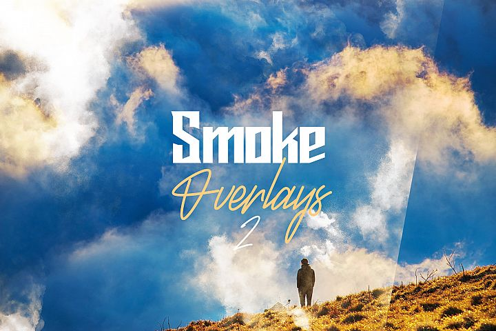 50 Smoke Overlays 2