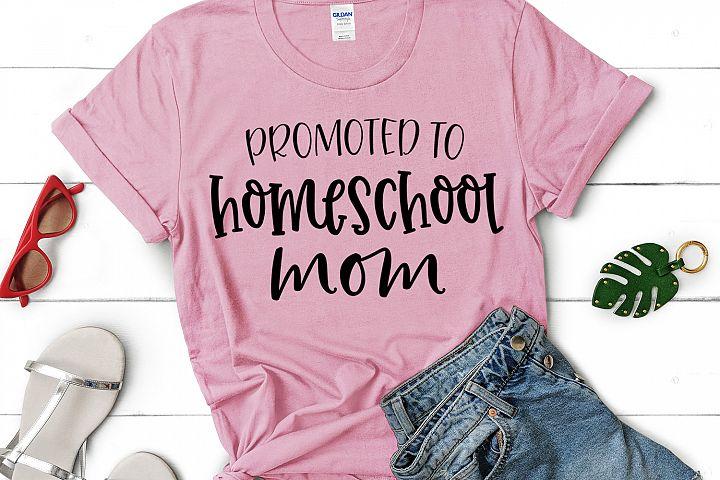 Promoted To Homeschool Mom, Quarantine Life