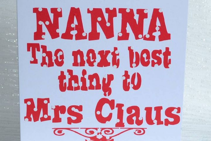 Mummy The next best thing to Mrs Claus