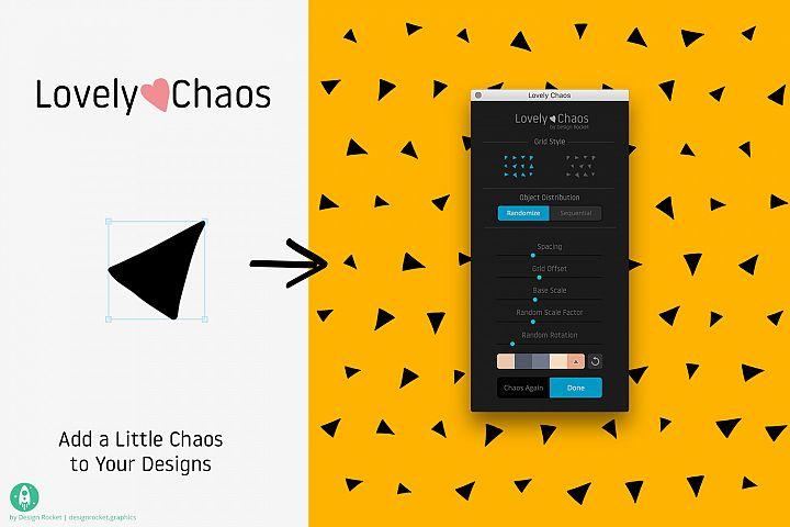 Lovely Chaos for Adobe Illustrator